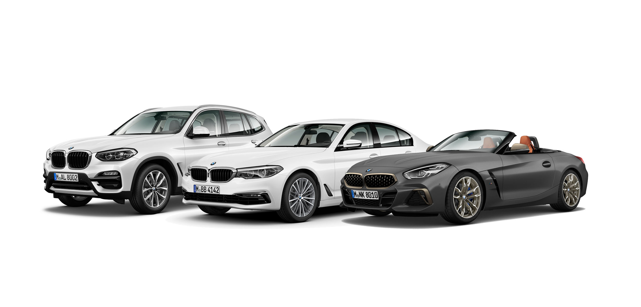 Bmw Ph Unveils New Variants Of 5 Series X3 Z4 News