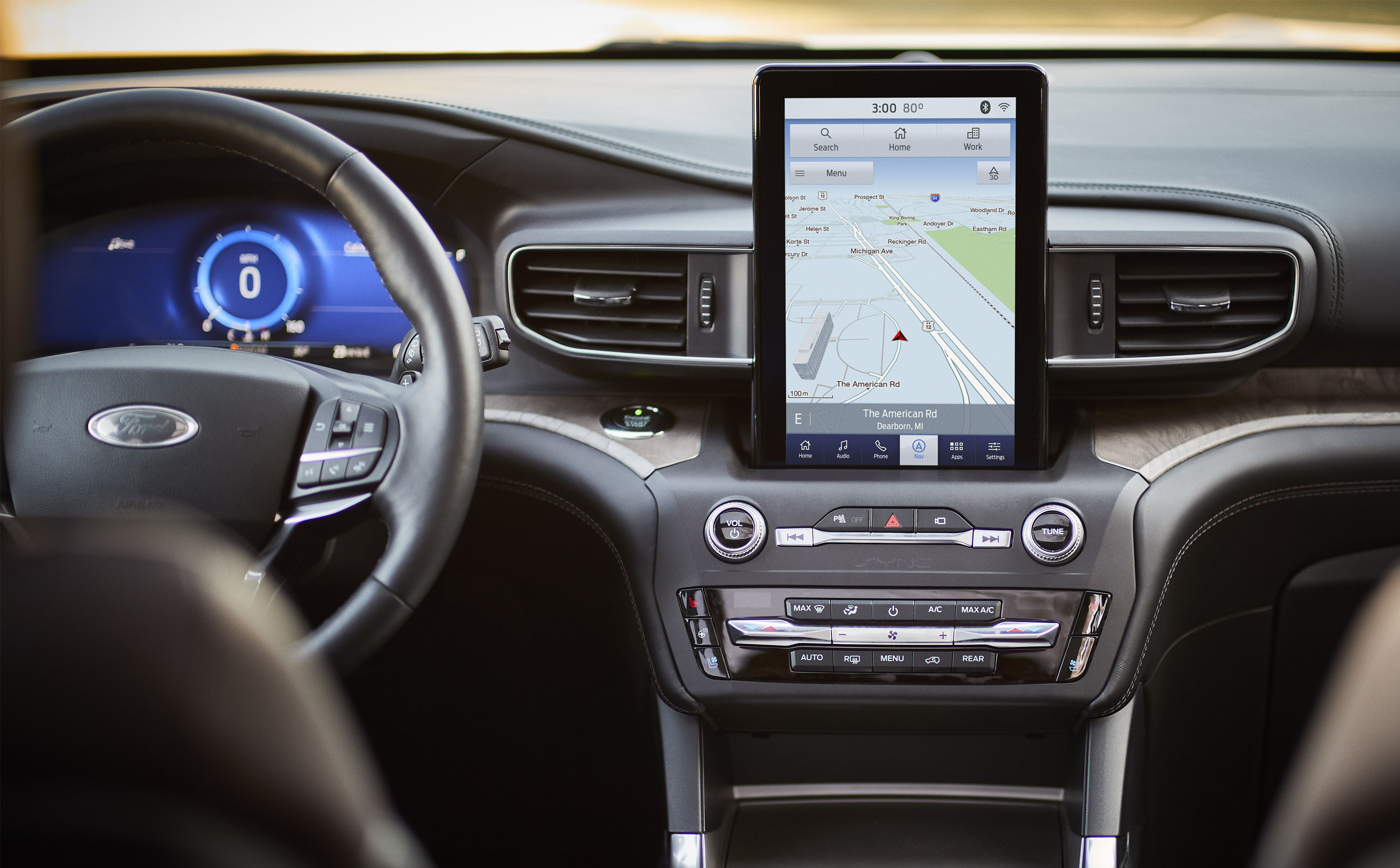 goflatoutph.com - Ford Just Patented In-Car Ads To Be Displayed On Infotainment Screens